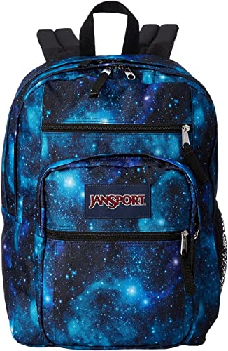 JanSport Big Student Backpack GALAXY.