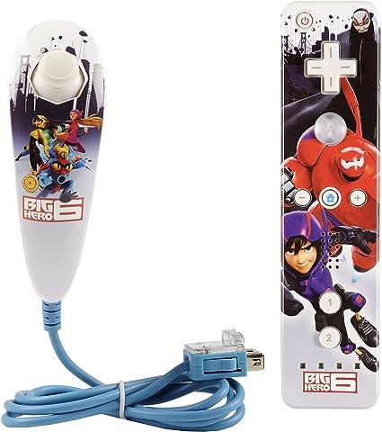 Indeca - Mandos Big Hero 6 (Nintendo Wii U): Amazon.es: Videojuegos