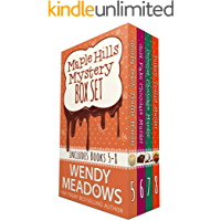 Maple Hills Mystery Box Set: Includes Books 5 - 8