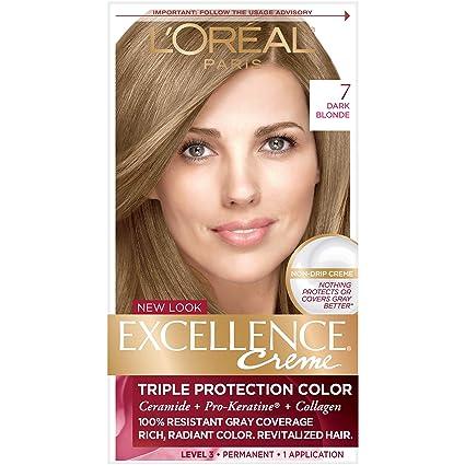 Blonde massage tube