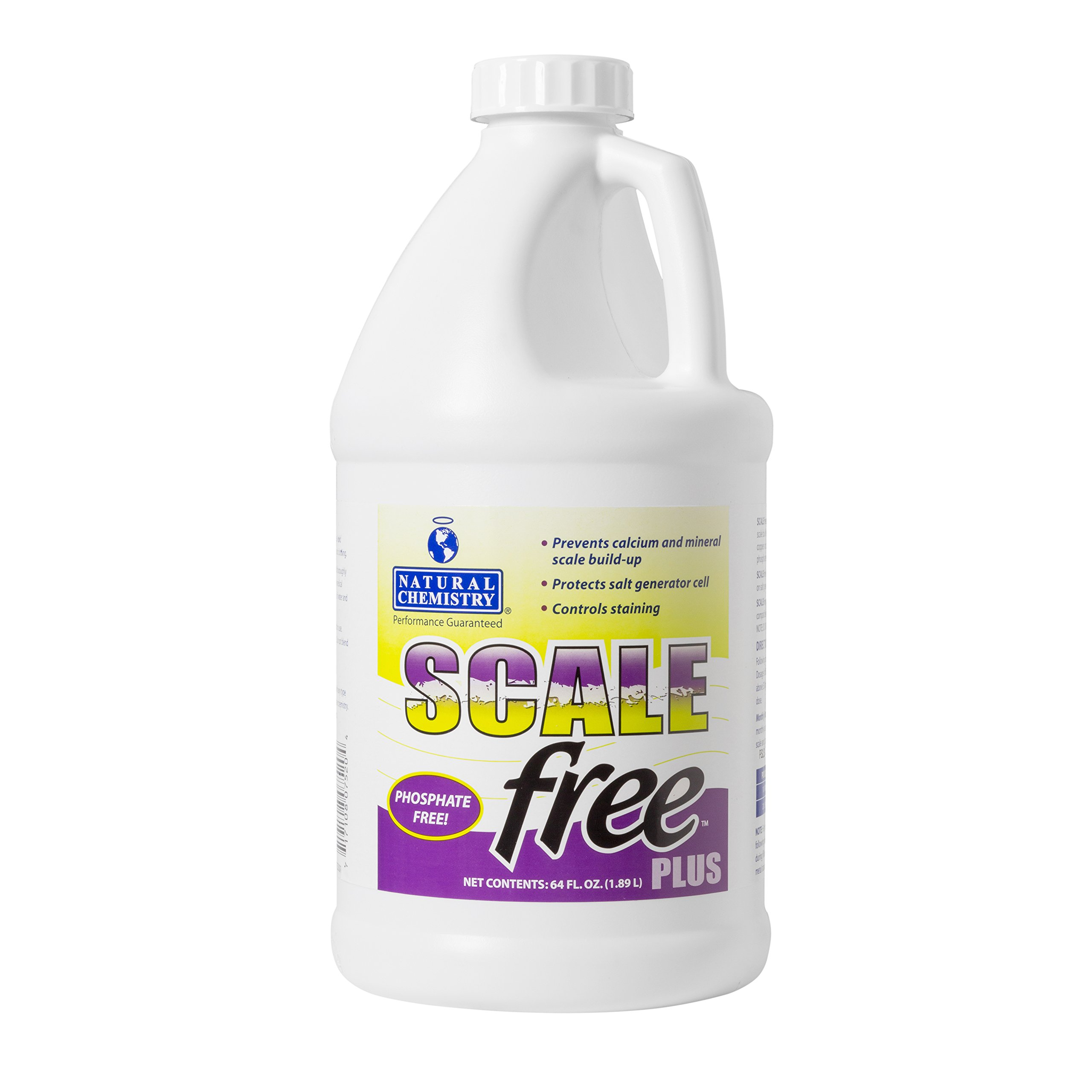 SCALEfree, 1/2 Gallon by Natural Chemistry