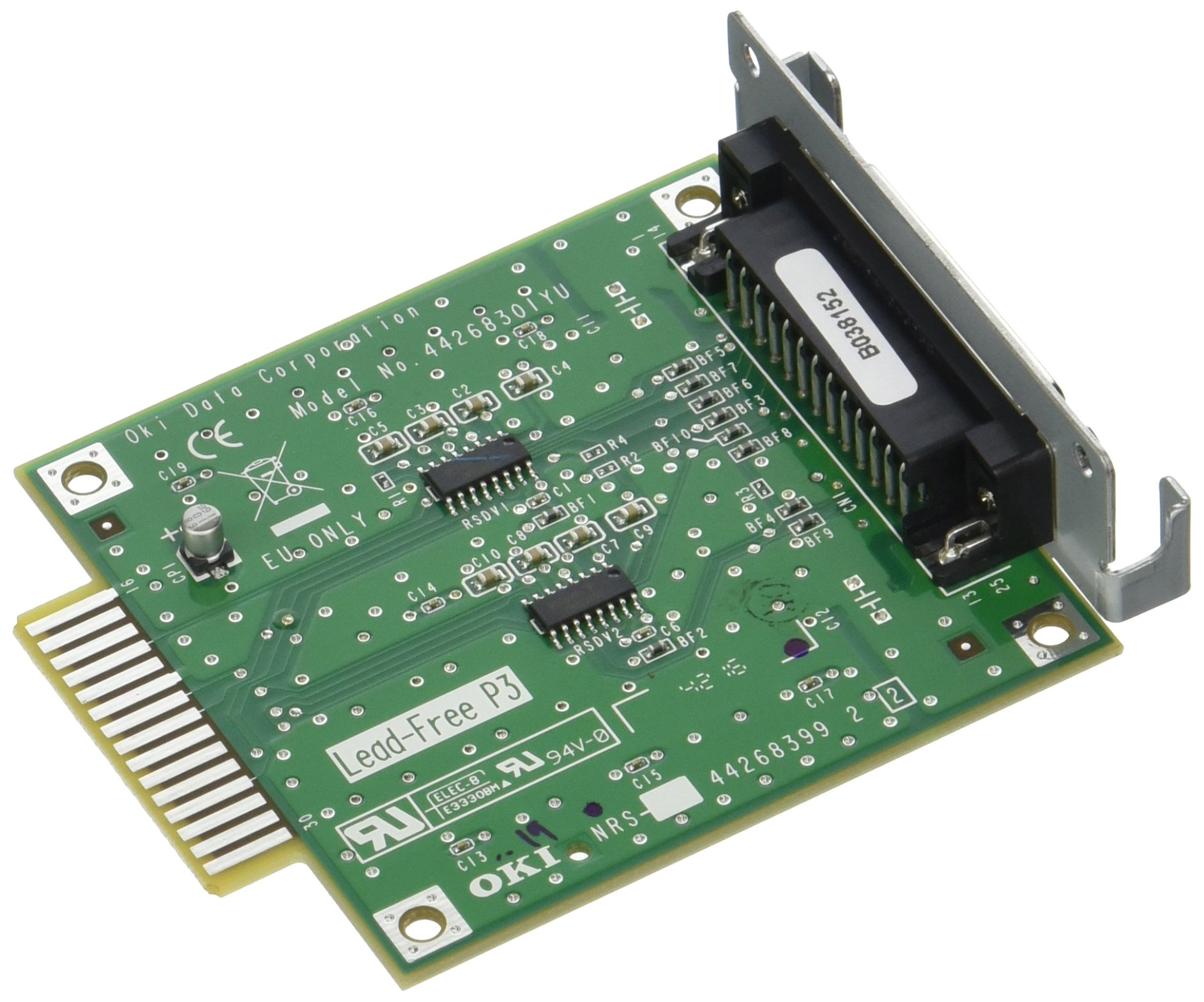 RS-232C Serial Card for ML600 Series by Oki Data