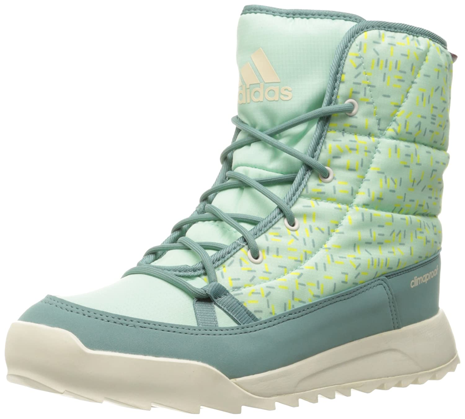 adidas outdoor Women's CW Choleah Insulated CP Snow Boot B018WSYUNO 10.5 B(M) US|Ice Green/Vapour Steel/Chalk White