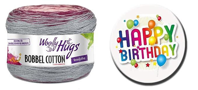 Woolly Hugs Bobbel Cotton Tous Les Lots Toutes Les Couleurs Sont
