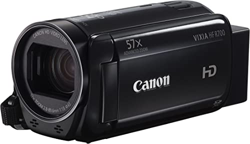 Canon R700 VIXIA Camcorder review