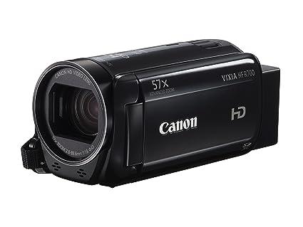 amazon com canon vixia hf r700 camcorder black camera photo rh amazon com canon vixia hf r600 user manual Canon Vixia Mini