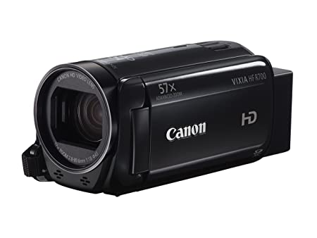 Canon VIXIA HF R700 Camcorder (Black) Camcorders at amazon