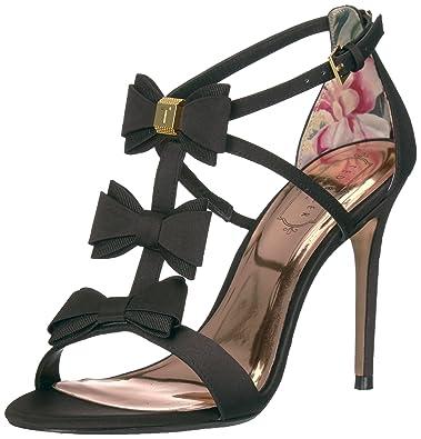 7b7f558c8 Amazon.com  Ted Baker Women s APPOLINI Heeled Sandal