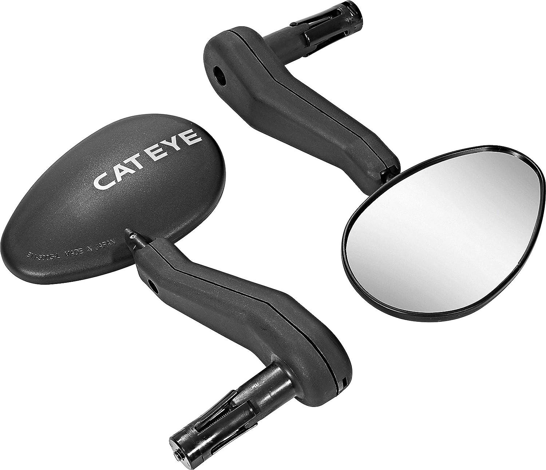 Cateye Right Bm 500g 16 20 Mm Rear View Mirror Black One Size Sport Freizeit