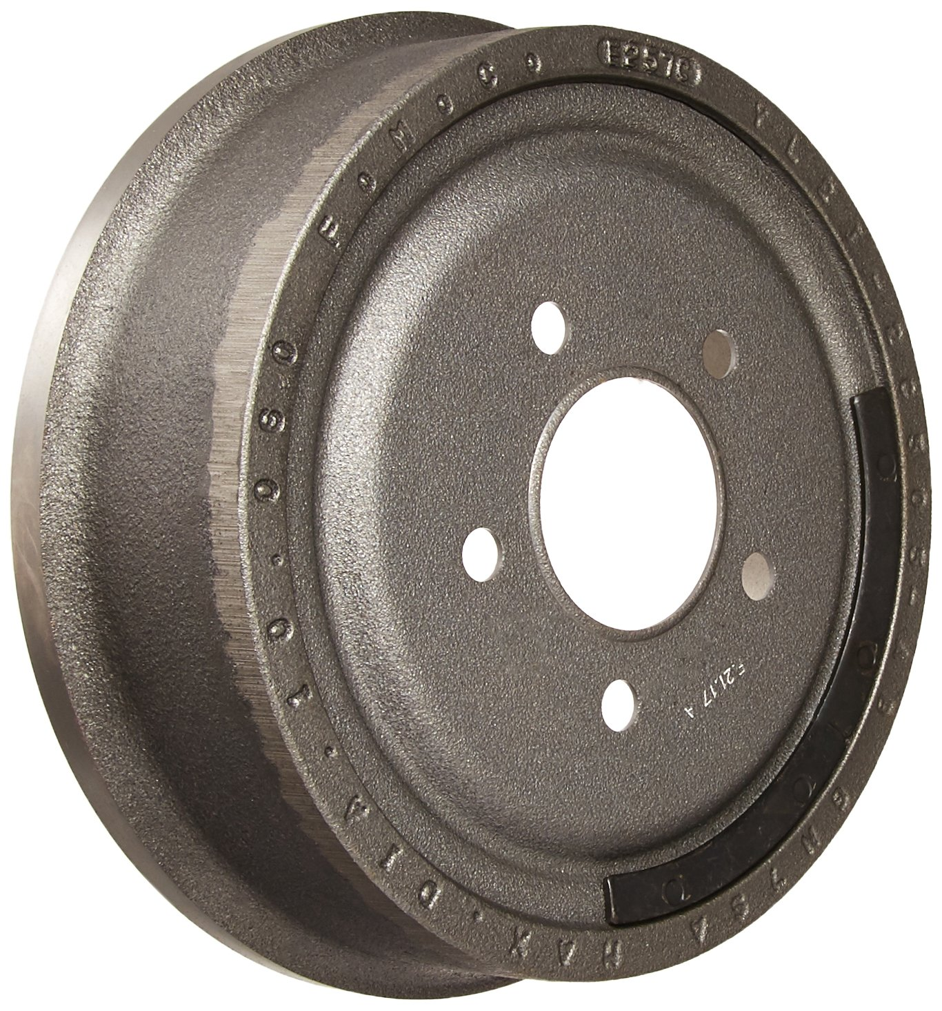 Rear Left Dynamic Friction Company Premium Brake Caliper 331-80661