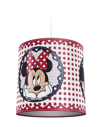 Philips Disney - Pantalla para lámpara de techo, diseño de Minnie