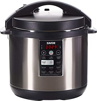 Zavor LUX Multi-Cooker, 8 Quart Electric Pressure Cooker