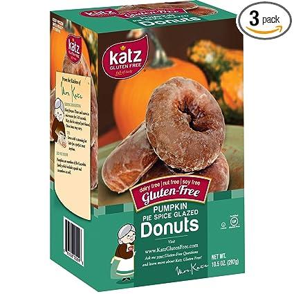 Donut para especias de calabaza: Amazon.com: Grocery ...
