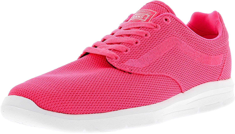 Vans Unisex Iso 1.5 Blanket Weave Running Sneaker B01I2CKXKO 8.5 M US Women / 7 M US Men|Knockout Pink