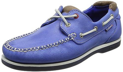 Náuticos Churchill Blue Azul In Chatham Hombre Para Made Britain nzITT6pq