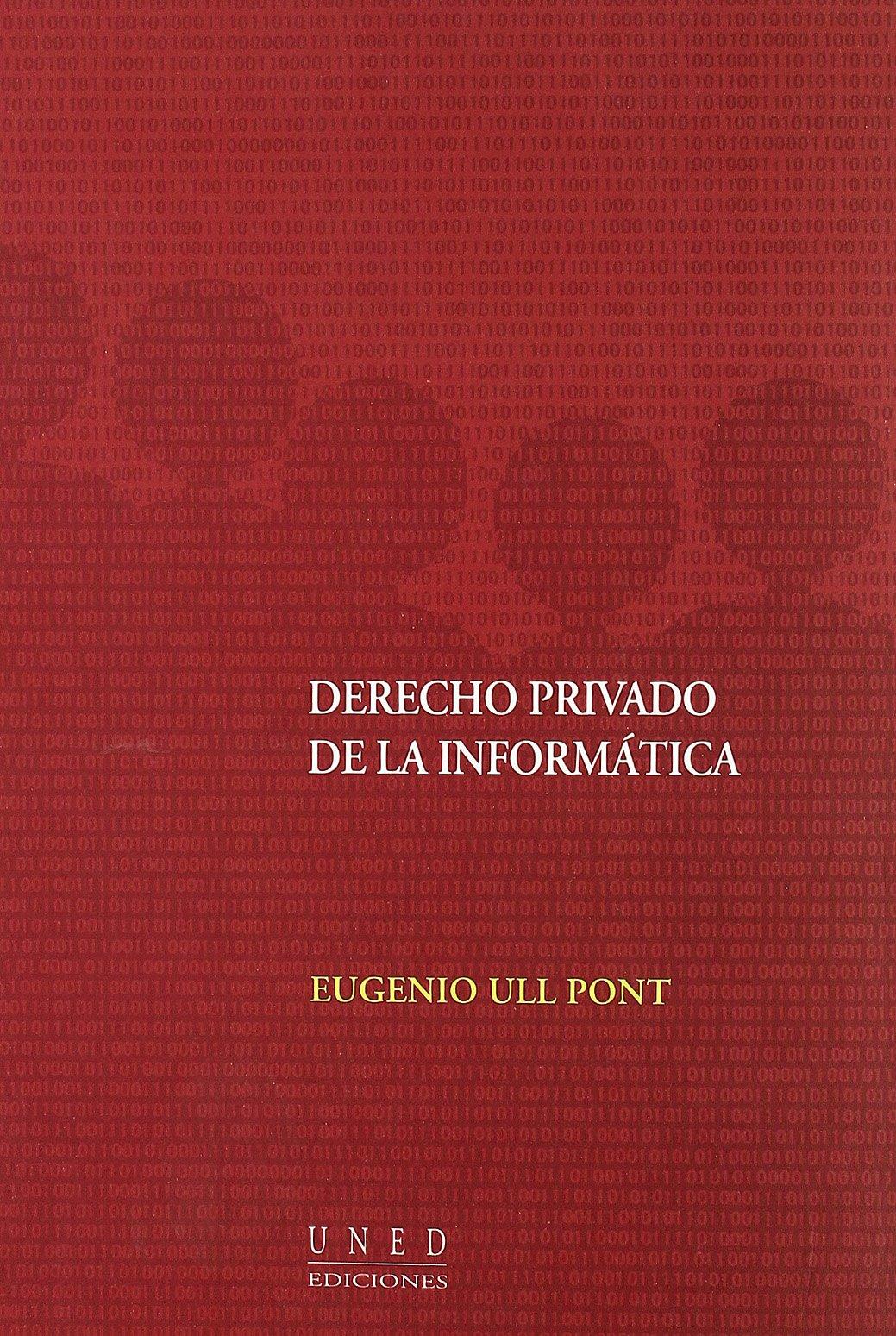 Derecho privado de la informática pdf epub