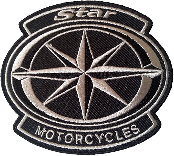 Yamaha Motor Cycle Brand Embroidered Iron On Sew On Patch Badge For Clothes