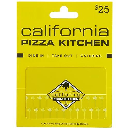 California Pizza Kitchen Gift Card: 100 Dollar Gift Card: Amazon.com