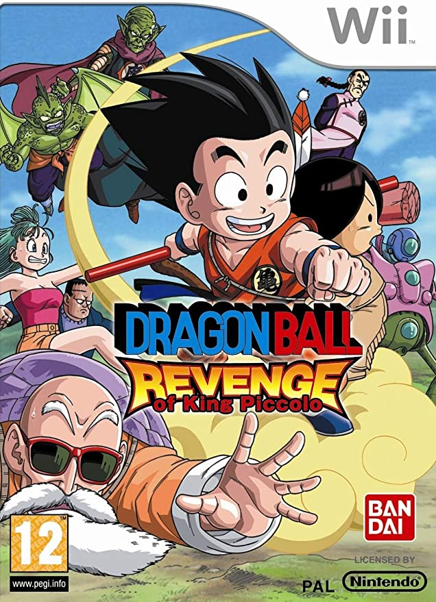 Dragonball Revenge of King Piccolo: Amazon.es: Juguetes y juegos