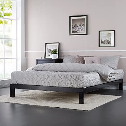 Amazon.com: Zinus Modern Studio 10 Inch Platform 2000 Metal Bed ...