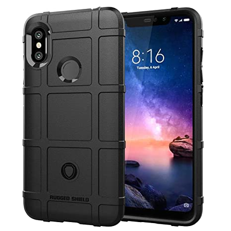 Aksuo Funda for Xiaomi Redmi Note 6 Pro , TPU Silicona Gel ...