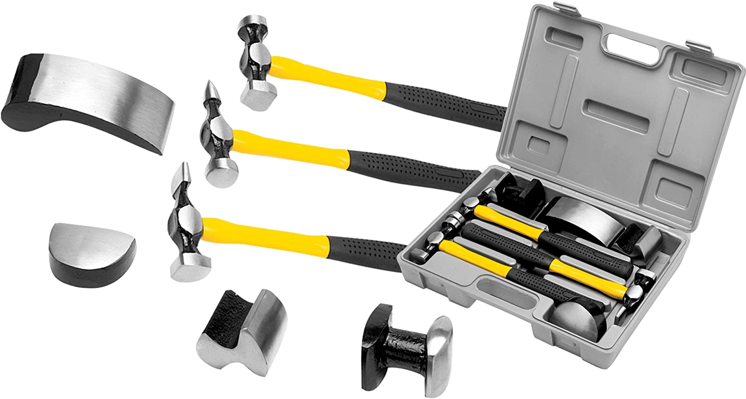 Performance Tool M7007 Auto Body Repair Kit, 7-Piece