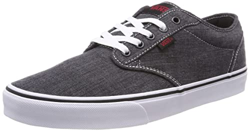 9b8f68872fd Vans Men s s Atwood Canvas Trainers  Amazon.co.uk  Shoes   Bags