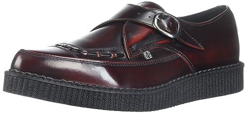 T.U.K. A9155, Sneaker Unisex Adulto, Rosso (Rosso (Burgundy)), 40 EU