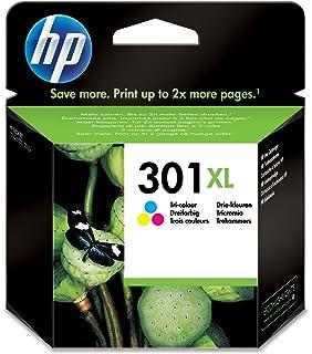 hp 301xl high yield tri colour original ink cartridge ch564ee - Hp 301 Tri Color Ink Cartridge