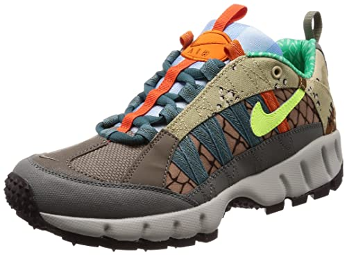 63c46073b9a8 Nike Men s Air Humara  17 Gymnastics Shoes Multicolor (Steel Green Cool  Grey