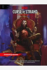 Curse of Strahd: A Dungeons & Dragons Sourcebook Hardcover