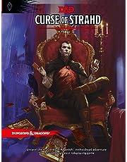 Curse of Strahd: A Dungeons & Dragons Sourcebook (D&D Supplement)