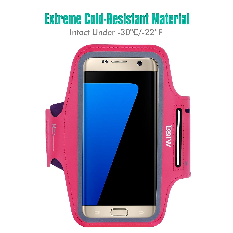 EOTW Sportarmband Handyhülle universell passend für iPhone, Samsung, HTC, usw., Oberarmtasche In Verschiedenen Farben und Größen für Laufen kaufen