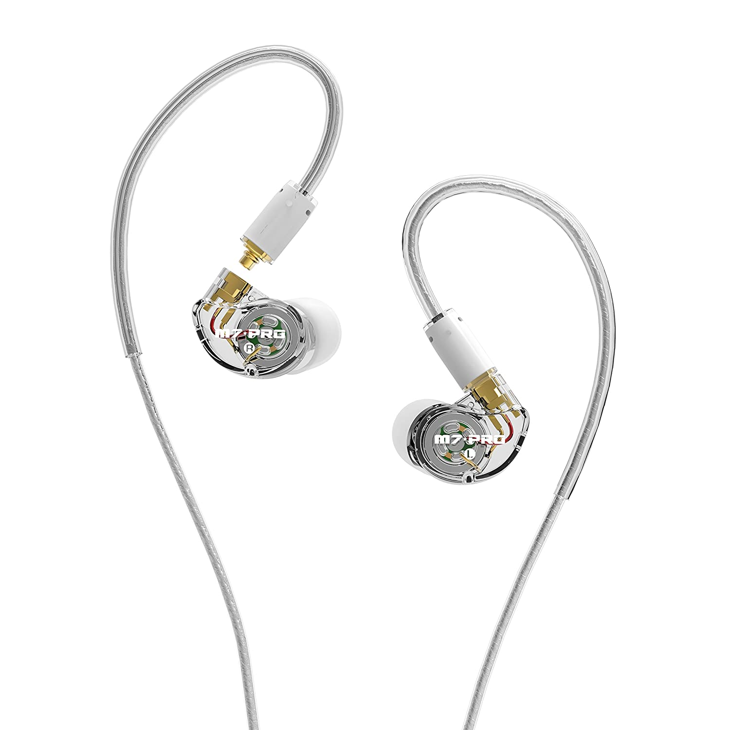 MEE Audio EP-M7PRO-CL-MEE in-Ear Monitors with Detachable