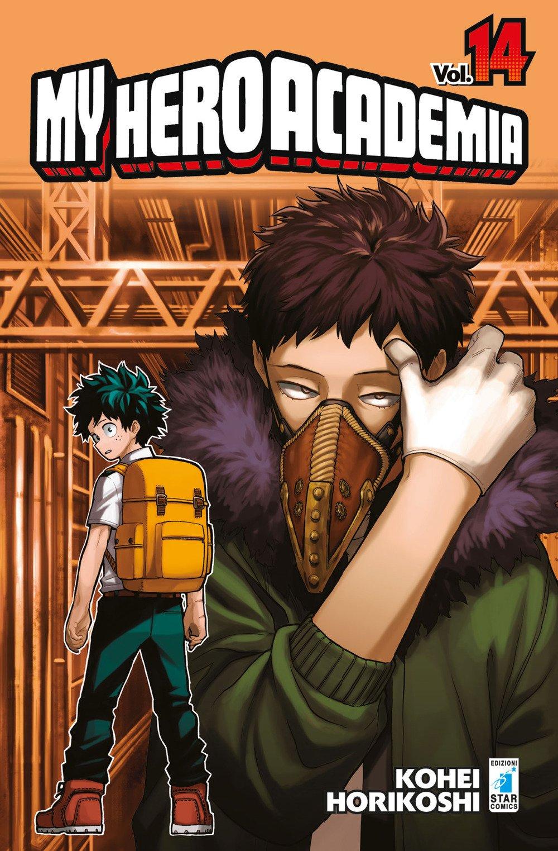 My Hero Academia: 14 Copertina flessibile – 2 mag 2018 Kohei Horikoshi M. Riminucci Star Comics 8822609913
