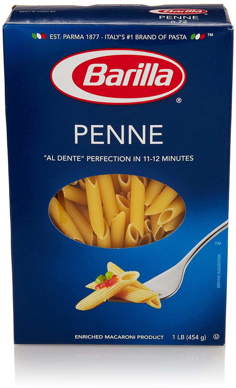 Barilla Pasta, Penne, 16 Ounce