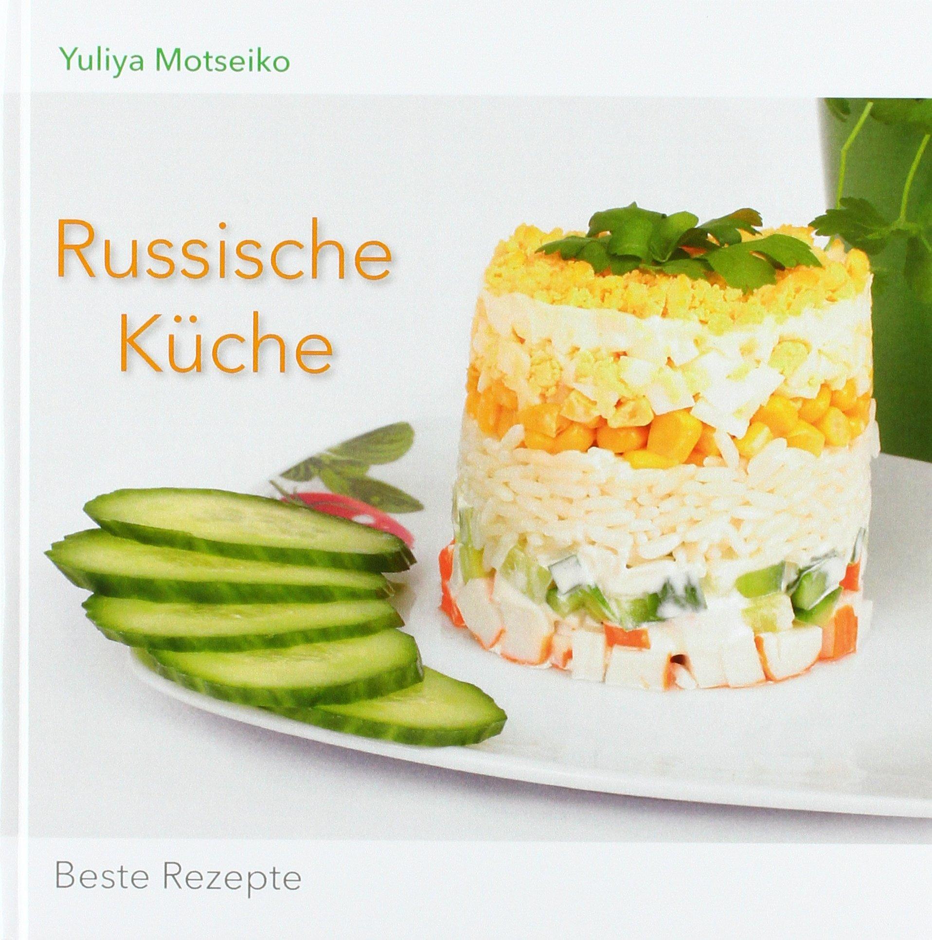 Russische Küche: Beste Rezepte: Amazon.de: Lena Werdecker ...