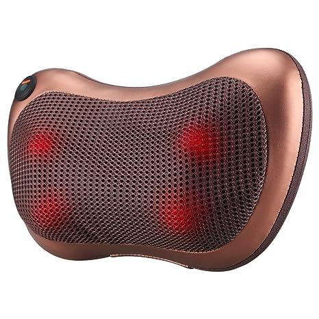 Amazon.com: padcod masajeador de almohada, hombro espalda ...