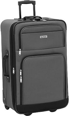 Amazon.com | Leisure Luggage 29'' Expandable Upright Luggage ...