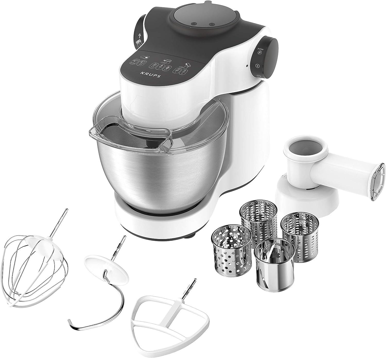 Krups Master Perfect KA312111 Robot de cocina, 1000 W, 4 litros ...