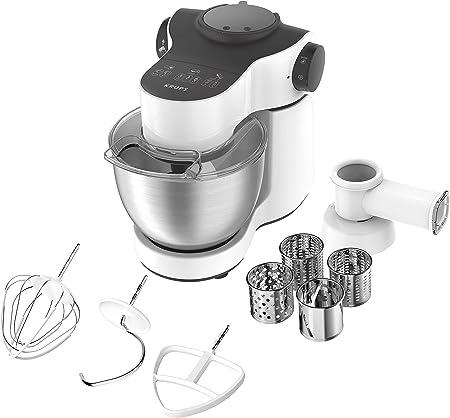 Krups Master Perfect - Robot de cocina Tallado. Blanco: Amazon.es: Hogar