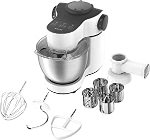 Krups Master Perfect - Robot de cocina Tallado. Blanco: Amazon.es ...