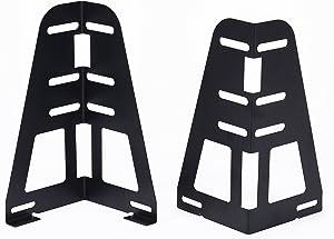 Kings Brand Furniture Headboard/Footboard Bed Brackets, Set of 2