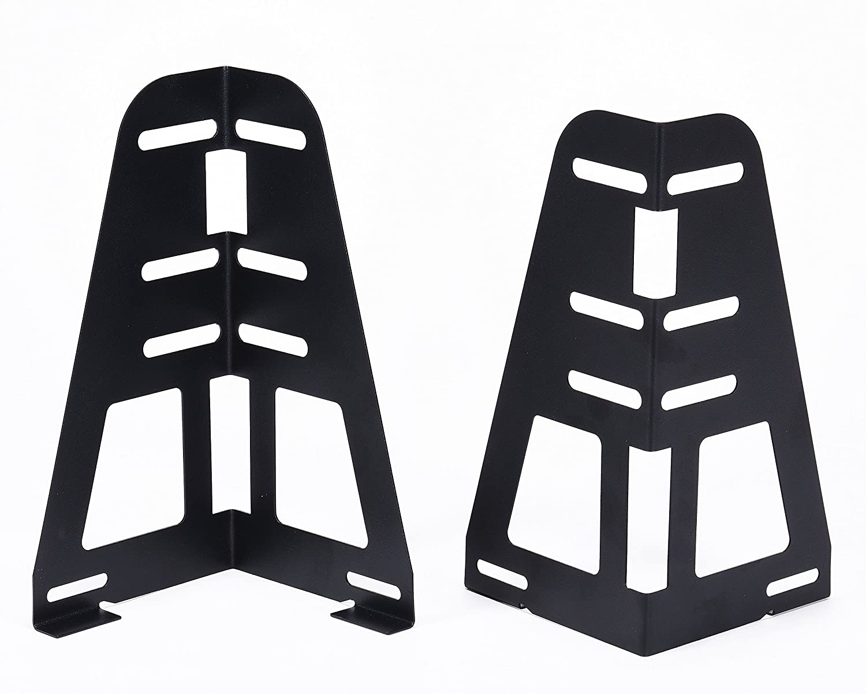 Kings Brand Furniture Headboard / Footboard Bed Brackets, Set of 2