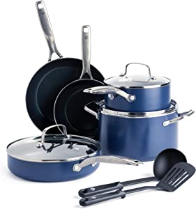 10 Best Cookware Set Under 100 Dollars You Can Buy in 2021! 2