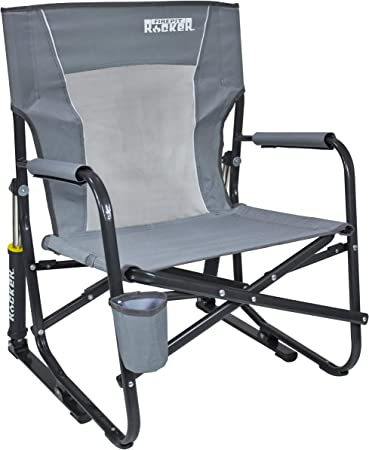 Details about  /GCI Outdoor Freestyle Rocker Portable Folding Rocking Chair Supports to 250 lbs