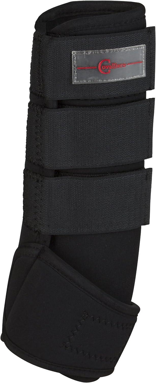 Kerbl 320132 - Almohadillas de Goma sintética para Bastones de Pesca, 4 Unidades, Color Negro