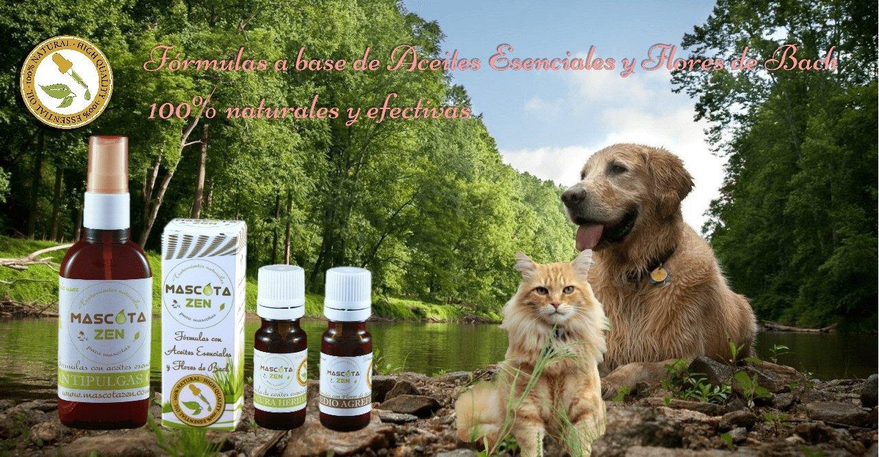 Remedio Noorincat 100% Natural Flores de Bach MascotaZen 30 ml