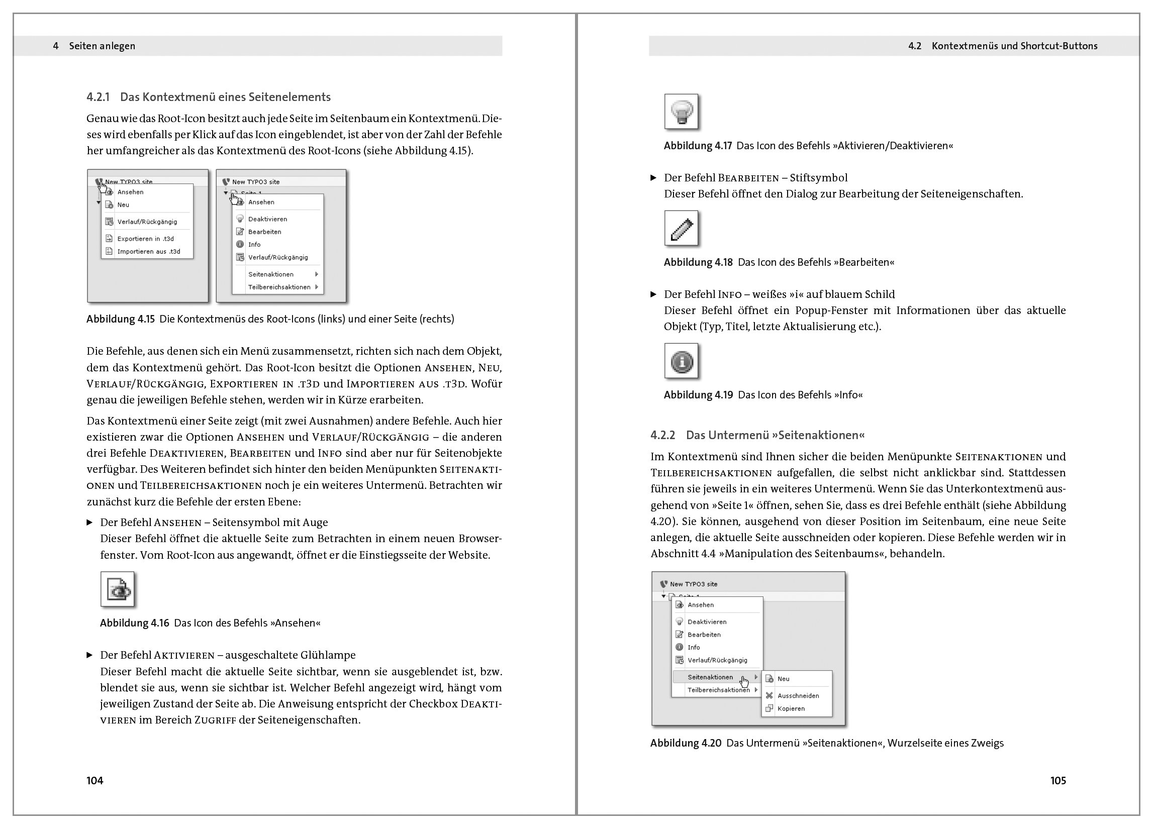 Einstieg in TYPO3 CMS 6.2 LTS: Installation, Grundlagen ...