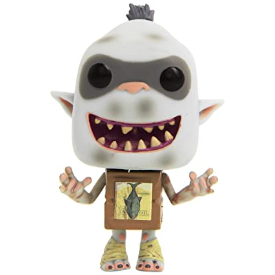 Funko POP! Movies: The Boxtrolls Fish Figure: Funko Pop Movies: Toys & Games